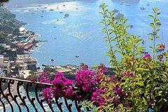 Tour Sorrento-Positano-Amalfi: The wonders of the Coast