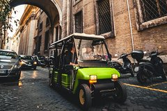 Golf Cart Tours Rome