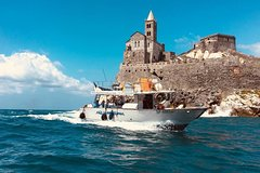 Cinque Terre & Gulf of Poets boat tour