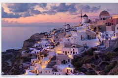 7 day Santorini dream Honeymoon including Athens