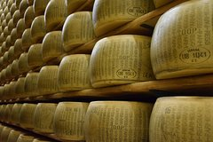 Parmigiano Reggiano and Balsamic Vinegar of Modena