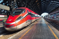 Fast train E-tickets from Milan to Venice