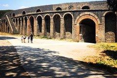 Pompeii, Herculaneum, and wine testing for lunch on Mount vesuvius