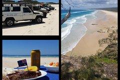 4WD Beach Safari - Gold Coast Pick Up