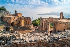 POMPEII & MT. VESUVIUS EXCLUSIVE FD TOUR - from Sorrento