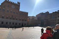 Siena Sightseeing Small Group Guided Walking Tour