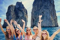 Capri Boat Tour Cruise from Sorrento