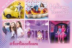 Imagen Billet coupe-file: billet d'entrée pour Madame Tussauds Berlin