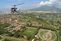 Helicopter Experience over Pompeii, Mt. Vesuvius and Capri - from Sorrento