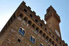 Florence Palazzo Vecchio Tour including Arnolfo Tower