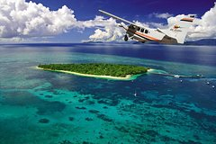Green Island Fly and Cruise combo from Cairns