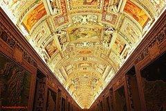 Small group (max 10 pax) Vatican museums, Sistine Chapel, Basilica San Piet