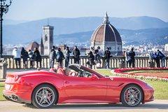 Aperitivo in Ferrari 24 km