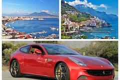 Ferrari Private Transfer from Amalfi Coast to Naples