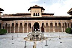 Imagen Entrada al Alhambra con audioguía, incluye los Palacios Nazaríes