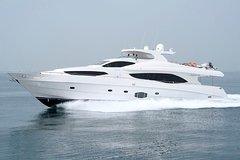 90 Mints Yacht Cruising -Marasi Drive- Water Fountain-Burj Al Arab- World Island