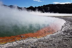 Imagen Rotorua Eco Thermal Small Group Full-Day Tour