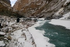 Chadar Frozen River Expedition 2020