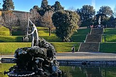 Private Enchanted Florence Boboli Gardens Tour for Kids and Families