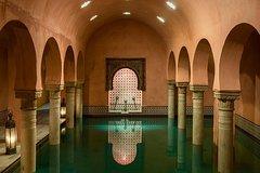 Imagen Experiencia de baños árabes en Hammam Al Ándalus de Granada