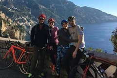 AMALFI COAST BIKE TOUR HD - Transfer included from Sorrento