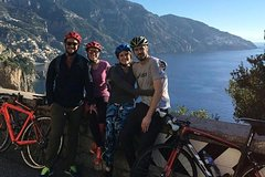 WINE & FOOD E-BIKE TOUR - transfer Included from Sorrento