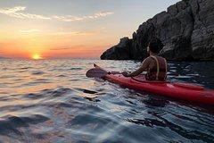 Kayak Experience - Massa Lubrense - Capri view