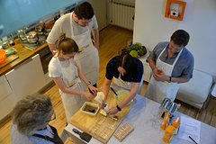 Rome Homemade Pasta Traditional Cooking Class