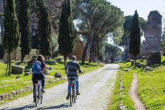 PRIVATE Appian Way # 3-hours Electric Bike Tour