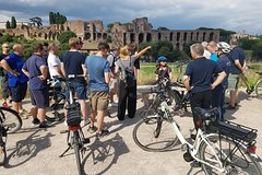 PRIVATE Discover Rome # 4-hours Electric Bike Tour