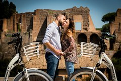PRIVATE PHOTO TOUR Discover Rome # 3-hours Electric Bike Tour