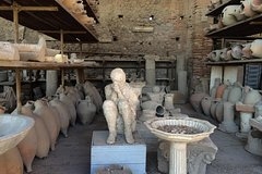 Pompeii- Amalfi Coast tour from Sorrento, with licensed guide & tickets included