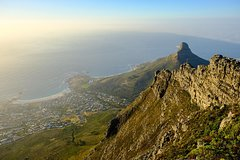 Cape Town - Hike up Table Mountain via the India Venster route
