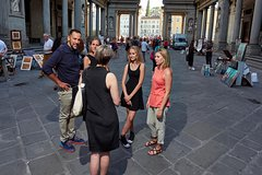 Expert Led Uffizi Tour with Skip-the-Line Tickets