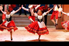 Tickets, museums, attractions,Gastronomy,Theater, shows and musicals,Special lunch and dinner,