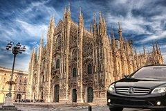 Milán Traslado Privado: Aeropuerto de Malpensa (MXP) hasta Milan Hotel