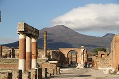Private Tour of Pompeii: Day Trip from Rome by Car