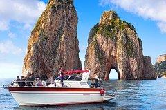 Boat Excursion Capri Island