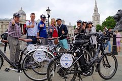 Imagen 3-Hour Royal Parks and Palaces Bike Tour of London