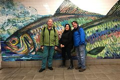 Mosaics in Manhattan: Tour of New York City's Amazing Subway Art