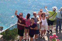 Tour from Pompei to Amalfi