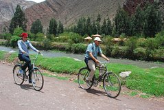 Imagen Private Sacred Valley and Ollantaytambo by Bike from Cusco