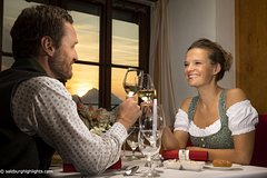 Best of Mozart Concert & GOLDEN VIP Dinner at Fortress Hohensalzburg