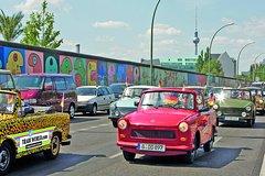 Imagen Berlin Wall Self-Drive Trabant Tour in Berlin