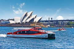 Imagen Sydney Combo: Hop-On Hop-Off Harbor Cruise and Hop-On Hop-Off City Bus Tour