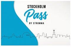 Ver la ciudad,Tickets, museos, atracciones,Pases de ciudad,Entradas a atracciones principales,Estocolmo Pass