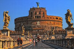 Castel Sant'Angelo & Hadrian's Mausoleum - Skip the Line - Private Tour