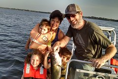 8-hour Butler Chain of Lakes Fishing Trip Near Orlando