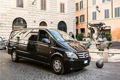 Private Transfer: Rome Hotel to Fiumicino or Ciampino Airport