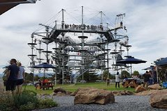 Mega Adventure Park at West Beach